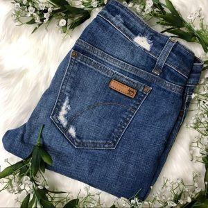 Joe's | Distressed Chelsea Skinny Jeans Size 28